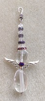 Archangel Michael Window Jewelry